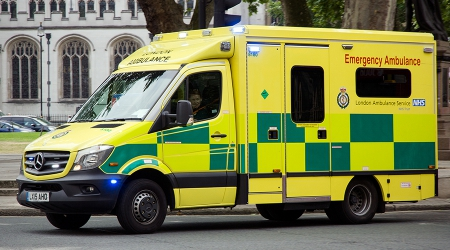 Indringende serie: London Ambulance Service